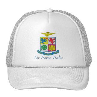 イタリアンな空軍、空軍イタリア トラッカーキャップ