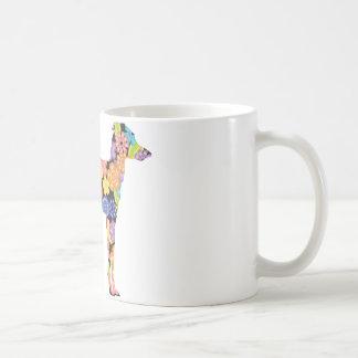 イタリアン・グレーハウンド コーヒーマグカップ