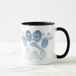 イタリアン・グレーハウンドGranddog マグカップ