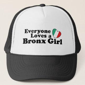 イタリア人のブロンクスの女の子 キャップ