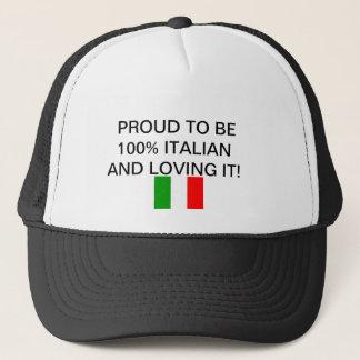 イタリア人 キャップ