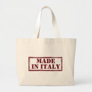 イタリア製 ラージトートバッグ