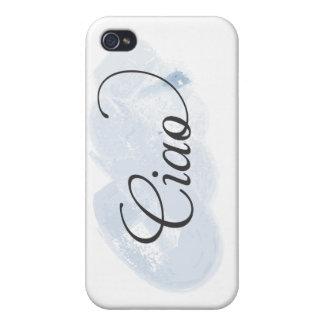 イタリア語- Ciao iPhone 4/4Sケース