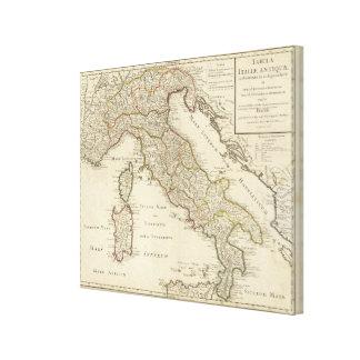 イタリア20 キャンバスプリント