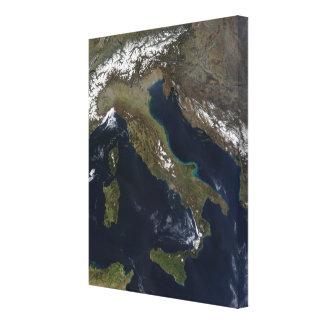 イタリア2 キャンバスプリント