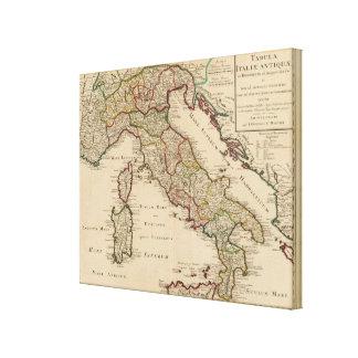 イタリア3 キャンバスプリント