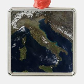 イタリア3 メタルオーナメント