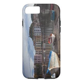 イタリア、サルジニア、Bosa。 Temo川およびPonte iPhone 8/7ケース
