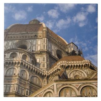 イタリア、タスカニー、フィレンツェ。 大教会堂。 2 タイル