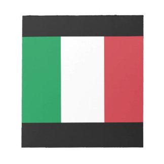イタリア ノートパッド