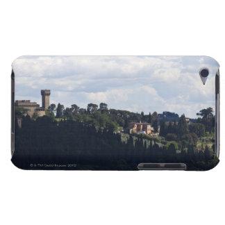 イタリア、フィレンツェの丘の頂上2の城 Case-Mate iPod TOUCH ケース