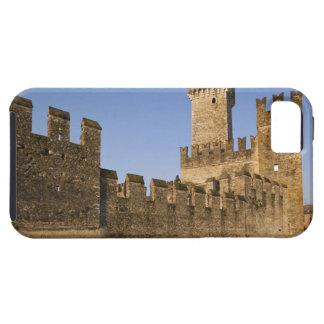 イタリア、ブレシアの地域、Sirmione。 Castello iPhone SE/5/5s ケース