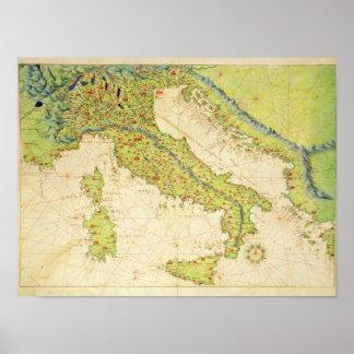 イタリア ポスター