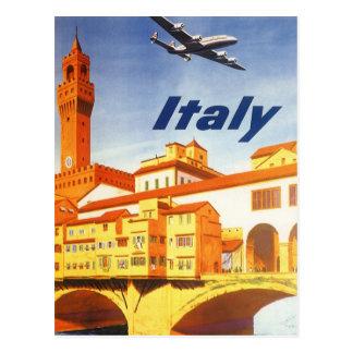 イタリア ポストカード