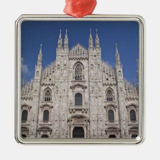 イタリア、ミラノの地域、ミラノ。 ミラノのカテドラル、2 メタルオーナメント