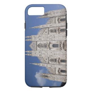 イタリア、ミラノの地域、ミラノ。 ミラノのカテドラル、2 iPhone 8/7ケース