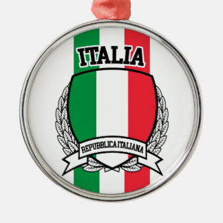 イタリア メタルオーナメント