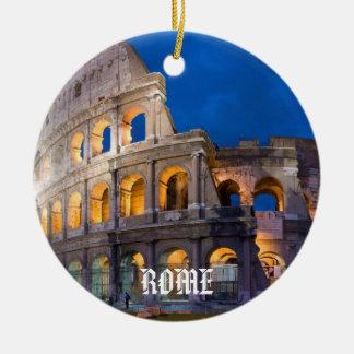イタリア-ローマのクリスマスのオーナメント セラミックオーナメント