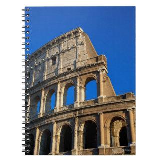 イタリア、ローマのコロシアム ノートブック