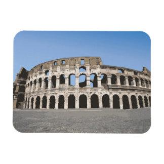 イタリア、ローマの旧式なローマの円形劇場、 マグネット