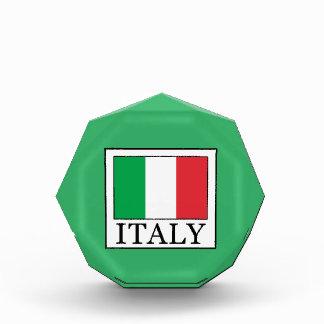 イタリア 表彰盾