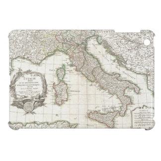 イタリア(1770年)のヴィンテージの地図 iPad MINIケース