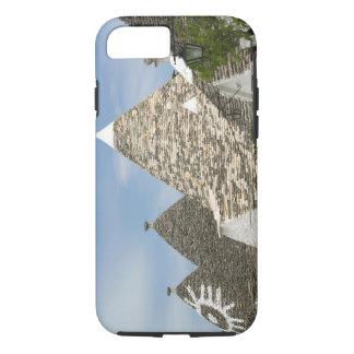 イタリア、Puglia、Alberobelloの大地のdei Trulli、 iPhone 8/7ケース