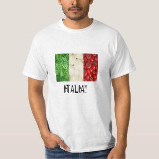 イタリア! RebelFly著ワールドカップシリーズ Tシャツ