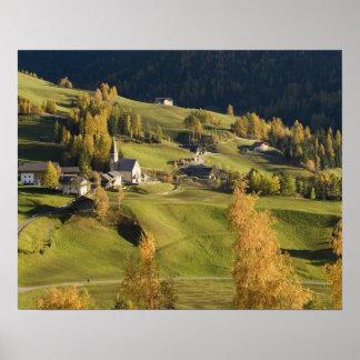 イタリア、Trentino - ALTOアディジェ川、ボルツァーノの地域、5 ポスター