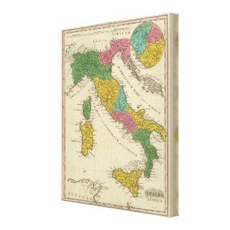 イタリアAntiqua キャンバスプリント