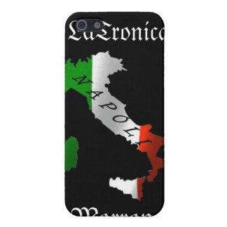 イタリアNapoli (ナポリ)の伝統のiPhoneの場合 iPhone 5 ケース