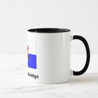 イタリアTrentino ALTOアディジェ川 マグカップ