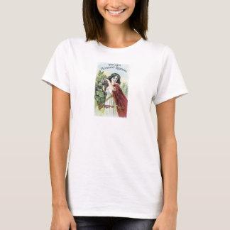 イチジクの性質の気持が良い瀉下薬のシロップ Tシャツ
