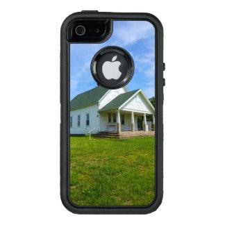 イナゴの草原の学校 オッターボックスディフェンダーiPhoneケース
