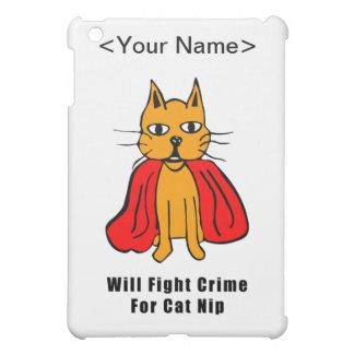 イヌハッカのための極度のキャットファイトの罪(あなたの名前を加えて下さい) iPad MINIケース