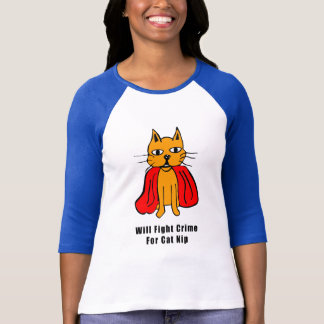 イヌハッカのための極度のキャットファイトの罪(あなたの名前を加えて下さい) Tシャツ