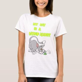 イヌハッカの常習者 Tシャツ