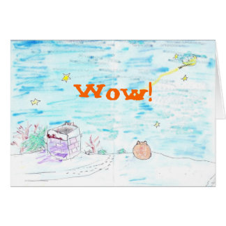 イヌハッカの紙: WOWカード カード