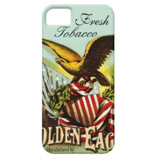 イヌワシのタバコタバコのiPhone 5/5sの場合 iPhone SE/5/5s ケース