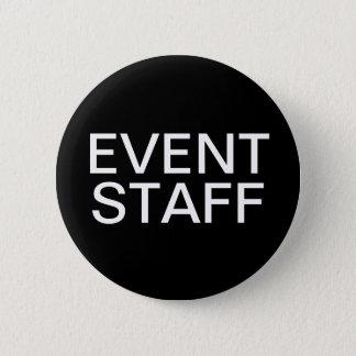 イベントのスタッフ 缶バッジ