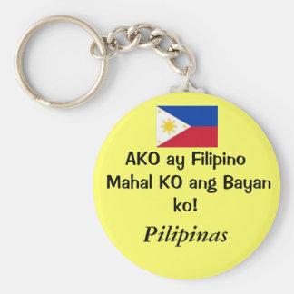 イメージ、Pilipinas、AKOのayフィリピン人のMahal KO ang… キーホルダー