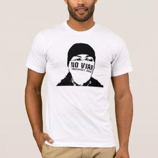 イラクのワイシャツの戦争無し Tシャツ