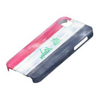 イラクの動揺してな旗 iPhone SE/5/5s ケース