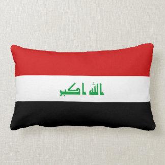 イラクの国の長い旗の国家の記号共和国 ランバークッション