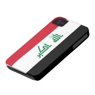 イラクの旗のiphone 4ケース Case-Mate iPhone 4 ケース