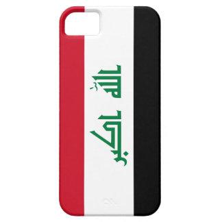 イラクの旗のiPhone 5/5sの場合 iPhone SE/5/5s ケース