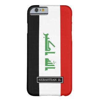 イラクの旗 BARELY THERE iPhone 6 ケース