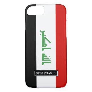 イラクの旗 iPhone 8/7ケース