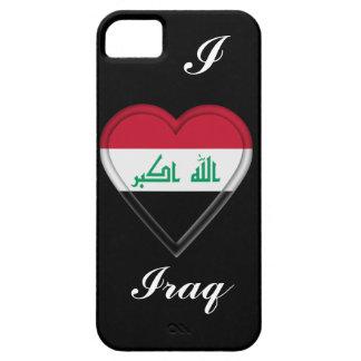 イラクの旗 iPhone SE/5/5s ケース