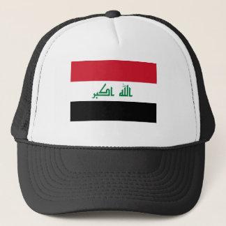 イラクの現在の旗 キャップ